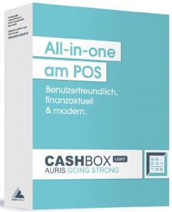 CashBox Light Servicebox